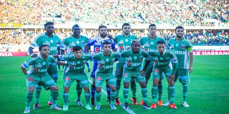 كأس الاتحاد الافريقي: الرجاء البيضاوي يفوز على زاناكو الزامبي