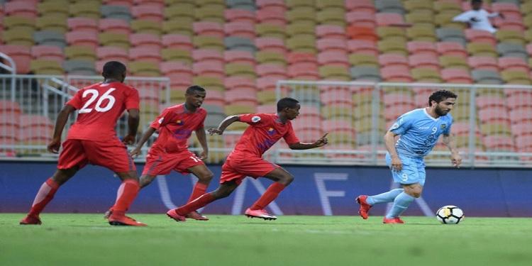 الدورة المؤهلة إلى البطولة العربية للأندية: السالمية الكويتي يمطر شباك أساس تيليكوم الجيبوتي برباعية