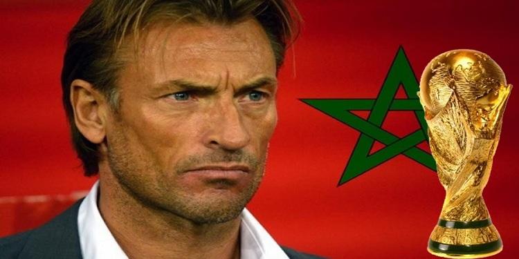 الفرنسي هيرفي رونار في طريقه لمغادرة المنتخب المغربي لكرة القدم