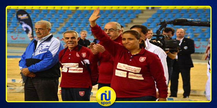 بطولة العالم للكرة الحديدية بإسبانيا: منى الباجي تحرز الميدالية البرونزية