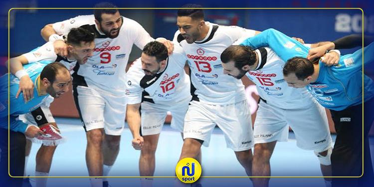 كان كرة اليد: المنتخب الوطني التونسي يتأهل إلى الدوري النهائي