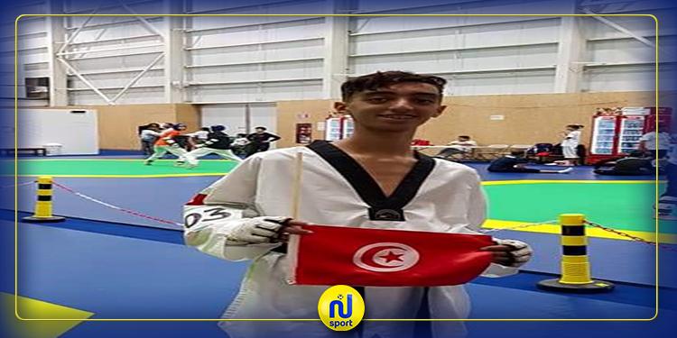 تايكواندو: خليل الجندوبي يتأهل الى اولمبياد اليابان 2020