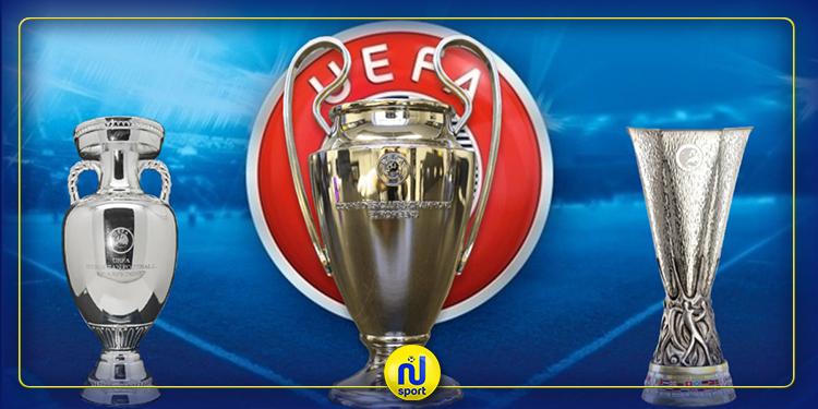 حسب صحيفة 'ماركا': يويفا يحدد موعدا جديدا لنهائي دوري الأبطال واليوروباليغ