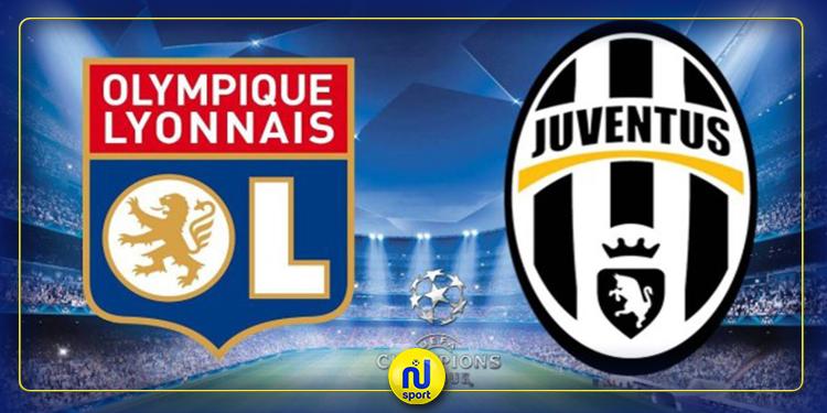 رسميا: تأجيل مواجهة يوفنتوس وأولمبيك ليون في دوري أبطال أوروبا