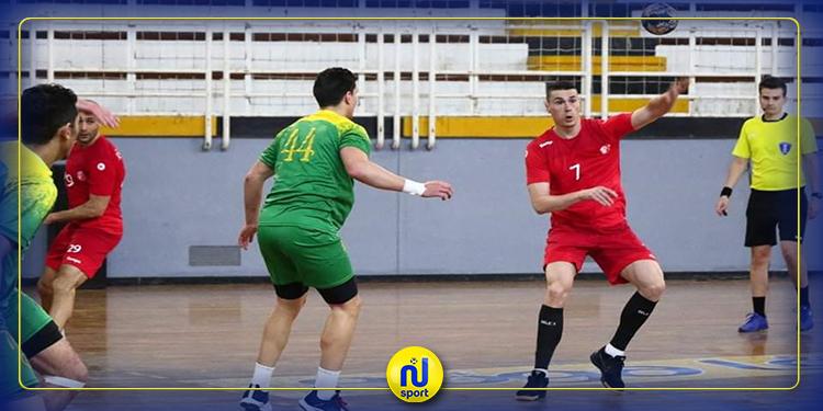 البطولة العربية لكرة اليد : الشمال القطري يتأهل إلى المباراة النهائية