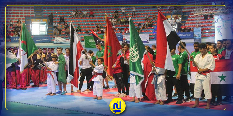 رسميا: تونس تستضيف البطولة العربية للكاراتي