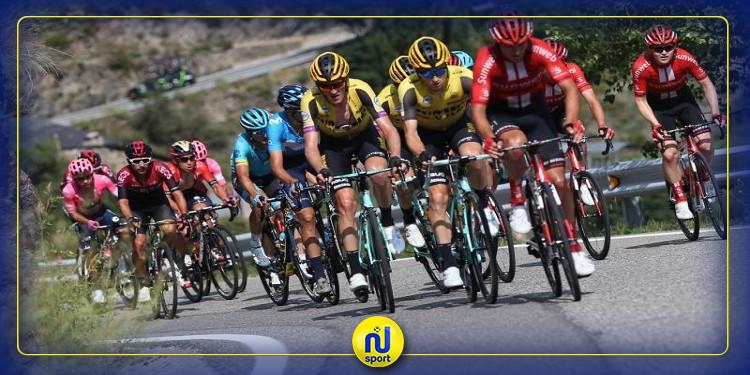 دراجات: سباق إيطاليا سيبدأ في 3 أكتوبر وسباق إسبانيا سينطلق في 20 أكتوبر
