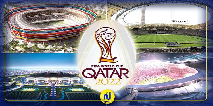 ملاعب مونديال 2022 على ذمة الأندية القطرية استعدادا لعودة البطولة