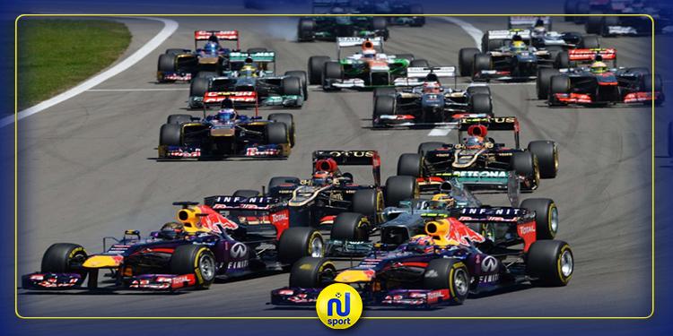 سباق السيارات: هاميلتون يعود للقمة في سباق الذكرى 70 للجائزة الكبرى