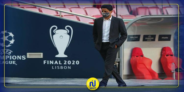 ناصر الخليفي: سان جرمان سيواصل السعي للفوز بأبطال أوروبا الموسم المقبل