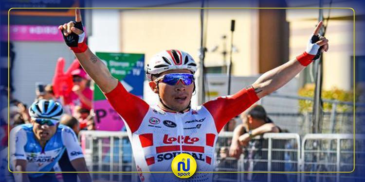 سباق الدراجات : الاسترالي 'إيوان' يفوز بالمرحلة الثالثة لسباق فرنسا
