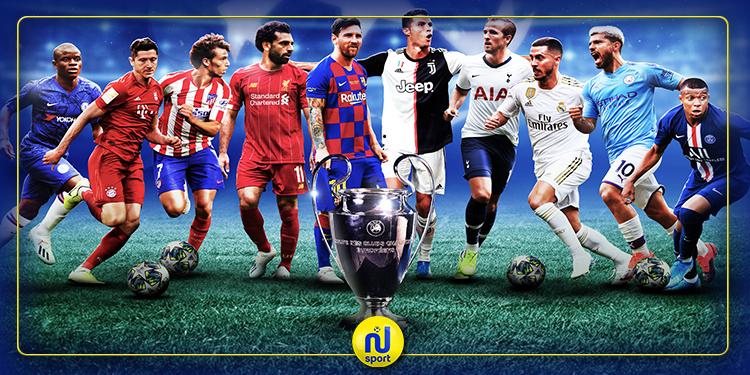 فريق الموسم لدوري ابطال اوروبا : غياب رونالدو وسيطرة للاعبي بايرن