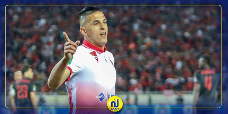 المغربي محمد الناهيري في طريقه لخوض تجربة إحترافية في الدوري السعودي