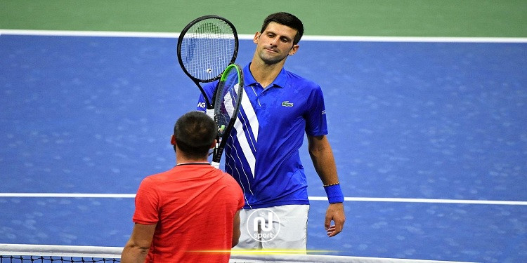 ديوكوفيتش يأسف لإخفاقه في بطولة أمريكا المفتوحة ورولان غاروس