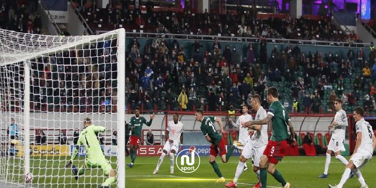 أبطال أوروبا: بايرن ميونخ يحقق إنتصارا ثمينا أمام لوكوموتيف موسكو الروسي