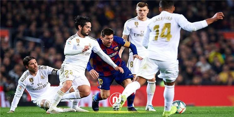 ريال مدريد: دعوة 20 لاعبا لمواجهة برشلونة