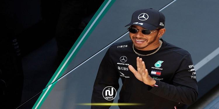 الفورمولا 1: هاميلتون يتوج بسباق البرتغال ويحطم الرقم القياسي لشوماخر