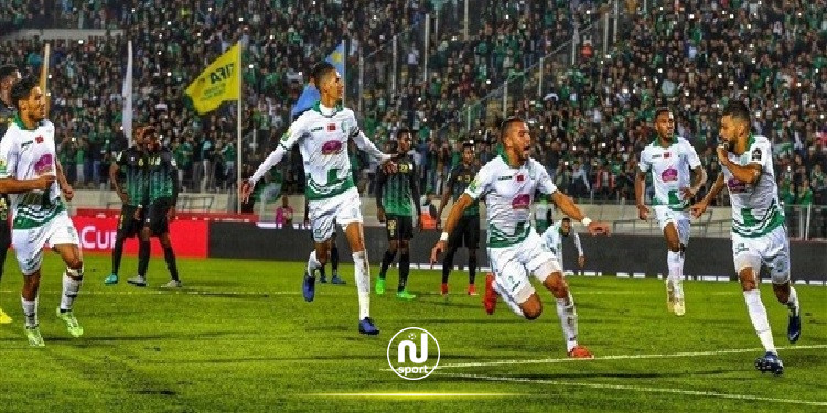 رسميا: نادي الرجاء الرياضي يتوج بلقب البطولة المغربية