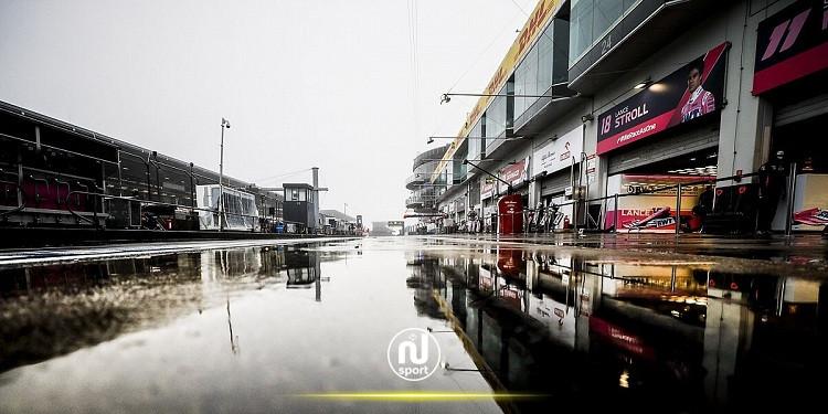 فورمولا 1 : إلغاء التجارب الحرة الأولى لسباق جائزة إيفل