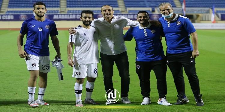 بقيادة المكشر: نادي العدالة يحقق إنتصاره الثاني في الدوري أمام نادي الثقبة