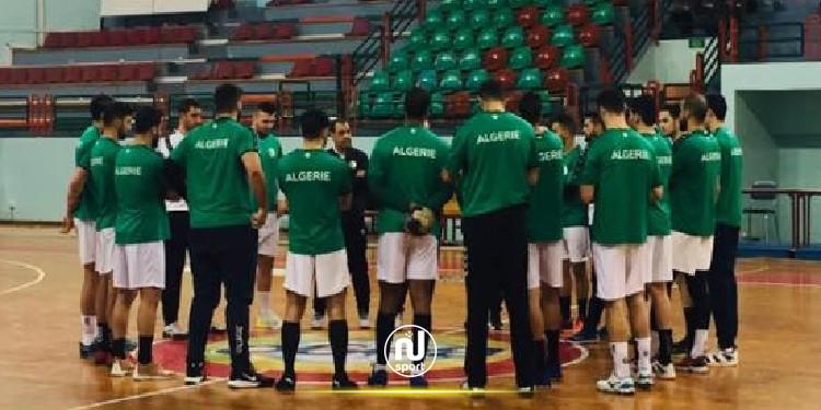 مونديال كرة اليد 2021: المنتخب الجزائري يواصل تربصه التحضيري