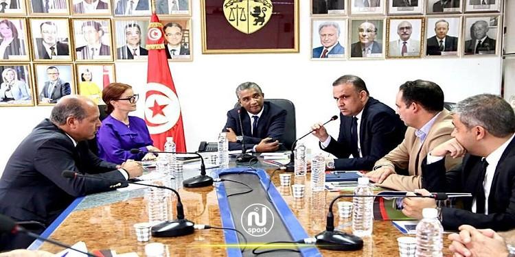 وزير الشباب والرياضة: القانون يسمح للوزارة بحل المكتب الجامعي