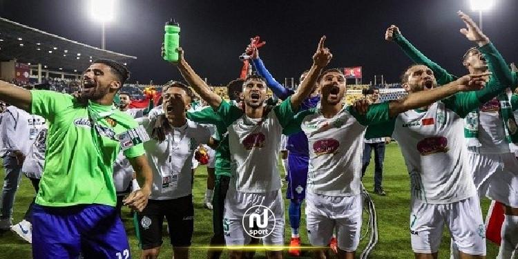 الرجاء البيضاوي: اصابتان جديدتان بكورونا في صفوف النادي