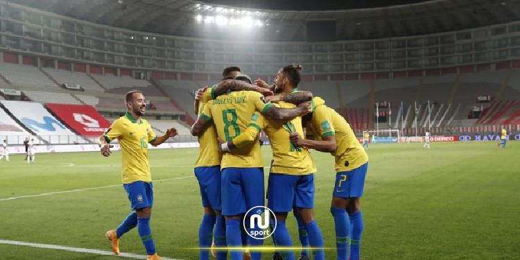 تصفيات قطر 2022: عودة الحارس بيكر والمهاجم خيزوس إلى تشكيلة البرازيل