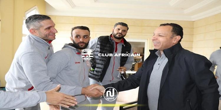 كرة السلة: النادي الإفريقي يجدد عقد ''هشام الزاهي''