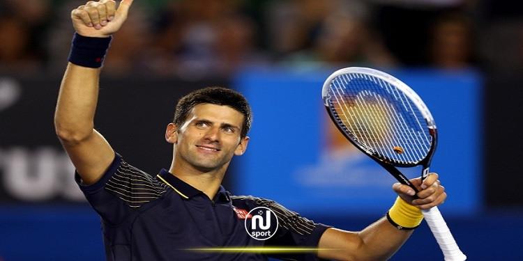 التنس: الصربي ديوكوفيتش يواصل صدارة تصنيف اللاعبين المحترفين