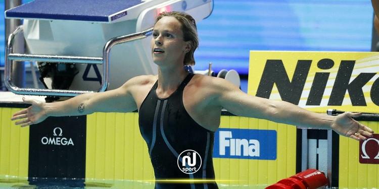 السباحة الإيطالية بليغريني تعلن تعافيها من كوفيد-19