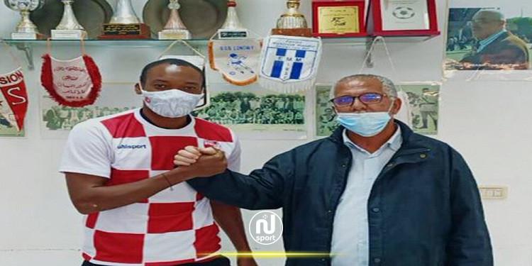 إنتدابات: الاولمبي الباجي يتعاقد مع المدافع 'كلوسي أغبوزو'
