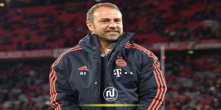 المدرب فليك: تكرار الموسم الناجح لبايرن ميونيخ صعب للغاية
