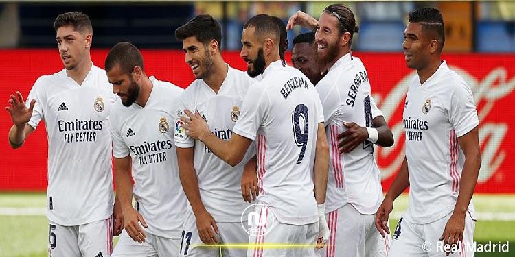 الليغا: ريال مدريد يحقق الإنتصار أمام برشلونة