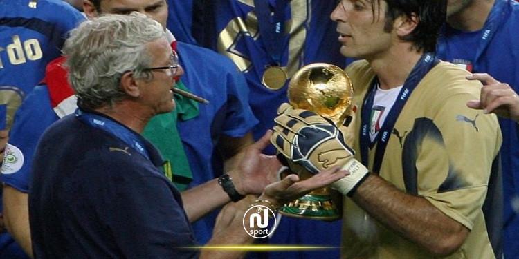 الإيطالي ''مارتشيلو ليبي'' يعلن إعتزاله التدريب