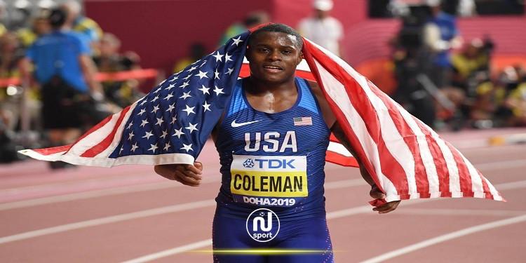 بعد إيقافه لعامين: بطل العالم في سباق 100 متر يغيب عن الأولمبياد
