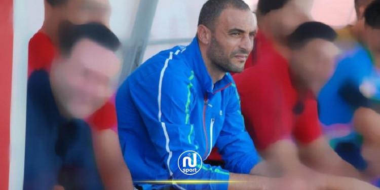 الرابطة 2: سيف غزال مدربا جديدا لمستقبل القصرين
