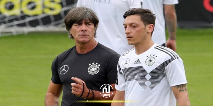 رسميا: الإتحاد الألماني يحسم مصير المدرب يواكيم لوف