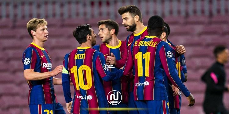 أزمة برشلونة تتفاقم بغياب بيكي وسيرجي روبرتو لفترة طويلة