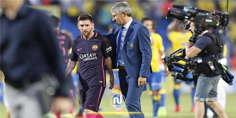 الليغا: كيكي سيتين يقاضي نادي برشلونة
