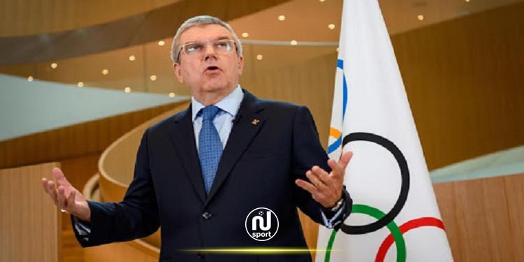 توماس باخ : اولمبياد طوكيو ستقام الصيف المقبل ايا كانت الظروف