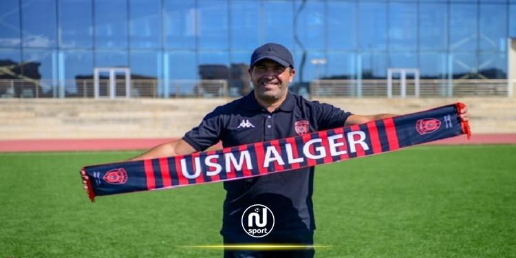 اتحاد الجزائر: بن عريبي بوزيان مدربا جديدا للفريق خلفا للفرنسي شيكوليني
