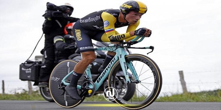 السلوفيني 'روجليتش' يستعيد صدارة سباق إسبانيا للدراجات