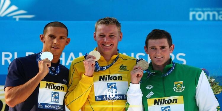 بعد 8 سنوات: نتيجة منشطات إيجابية لسباح أسترالي بأولمبياد لندن