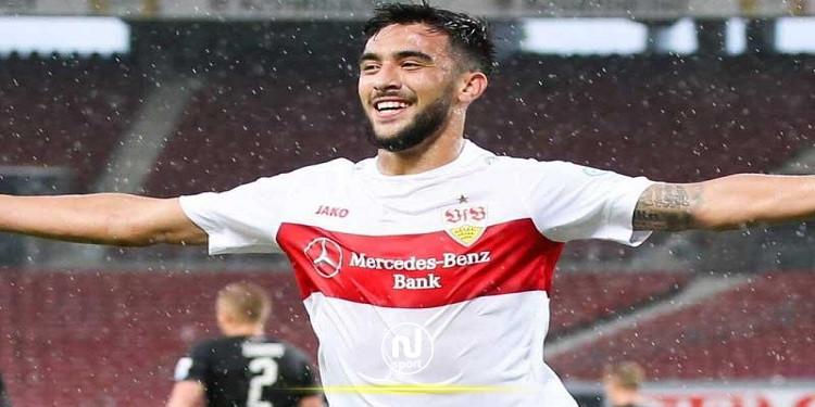 نادي شتوتغارت الألماني يفقد خدمات مهاجمه الأرجنتيني 'نيكولاس غونزاليز'