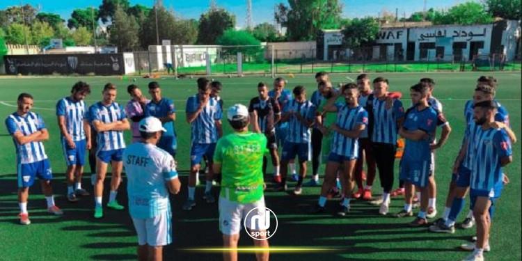 الدوري المغربي: إصابة 16 لاعبا بفيروس كورونا داخل سريع واد زم