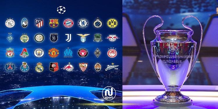 أبطال أوروبا: برنامج منافسات الجولة الخامسة من دور المجموعات