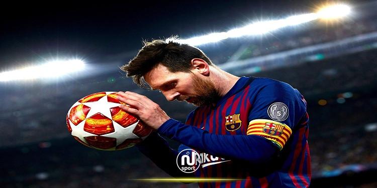 الليغا: ميسي يقرر مواصلة المشوار مع برشلونة