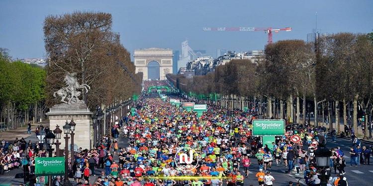 ألعاب القوى: موعد جديد لماراطون باريس