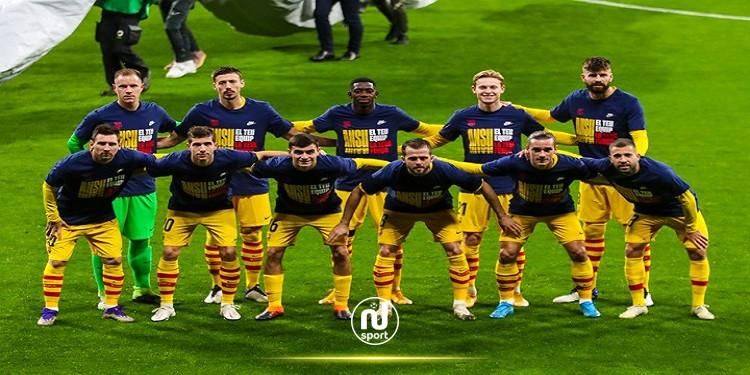 البطولة الاسبانية: برشلونة يبصم على أسوء انطلاقة منذ 25 سنة